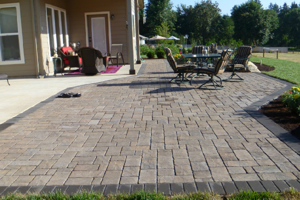 Paver Installation in Eugene