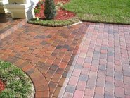 Wet and Dry Pavers