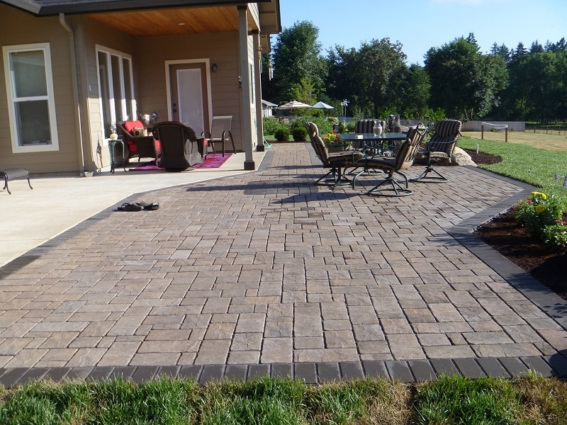 paver patio, paver patio installation