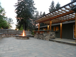 Outdoor Kitchen Pleasant Hill Oregon