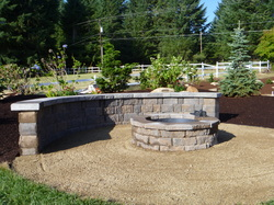 Landscape contractor Creswell Oregon