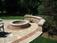 Accent Color Pavers