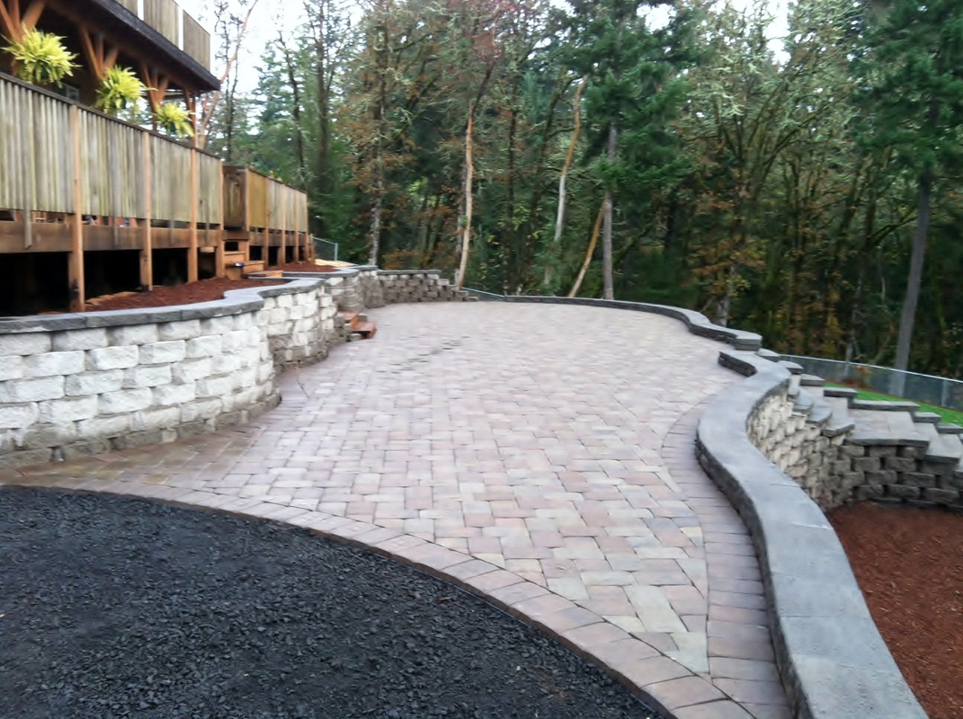 Paver Patio Albany Oregon